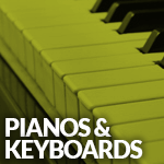 Piano's & Keyboards