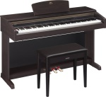 Yamaha - Arius YDP-181 Traditional Console Style Digital Piano with Bench