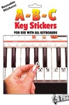 ABC Key Stickers