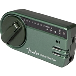 Fender - Chromatic Green Tuner - Windup, No Battery