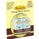 Danelectro - 9 Volt Batteries, 2 Pack