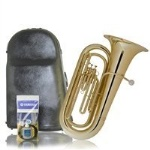 King - 1140w Student Tuba Outfit