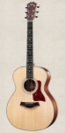 Taylor - 114E Grand Auditorium Acoustic/Electric Guitar