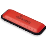 Suzuki - Airwave Harmonica Red