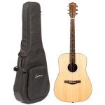 Eastman - ACDR1 Dreadnought Acoustic Guitar,  All Solid Sitka Spruce Top, Sapele Back and Sides