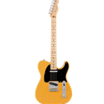 Fender - American Pro Telecaster®, Maple Fingerboard, Butterscotch Blonde
