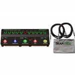 Trace Elliot - Transit B Bass Guitar Preamp Pedal w/ Bag, Geartree Cloth