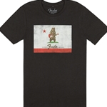 Fender - SoCal Bear Flag T-Shirt