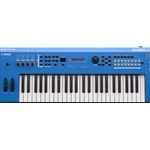 Yamaha - MX49BU BLUE 49-Key Keyboard Production Station