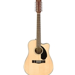 Fender - CD-60SCE Right Handed 12 String Acoustic/Electric Guitar