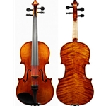 Krutz Strings - Krutz Model 350 Violin 4/4, instrument only.