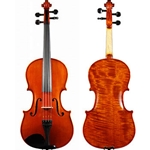 "Krutz Strings - Krutz 14"" 200 Series Viola with case and bow"