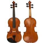Krutz Strings - Krutz 100 Series Violin 1/4, Outfit w/ Wood Bow