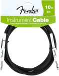 Fender - 10' Performance Series Instrument Cable (Straight-Straight Angle)