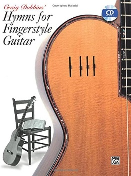 Craig Dobbins' Hymns for Fingerstyle Guitar with CD