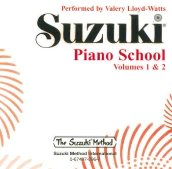 Suzuki Piano School, CD 1 & 2