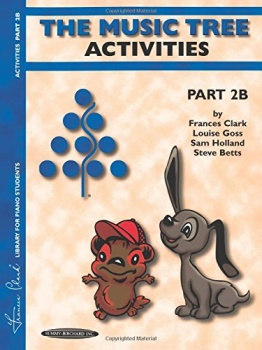 The Music Tree - Activities: Book 2B