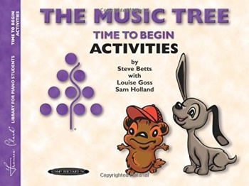 The Music Tree - Time to Begin: Activities Book