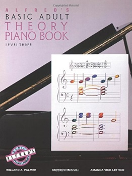 Basic Adult Theory Piano Book: Level 3