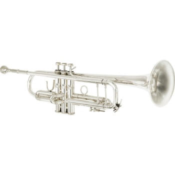 Bach - Stradivarius Series Bb Trumpet Silver Yellow Brass Bell