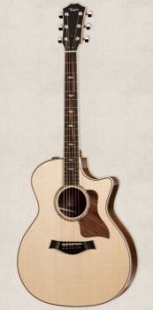 Taylor - 814CE Cutaway Grand Auditorium Acoustic/Electric Guitar