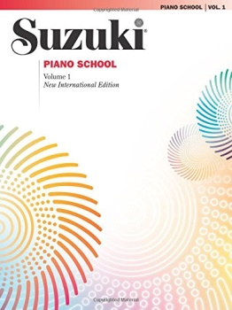 Suzuki Piano School, New International Edition, Vol. 1