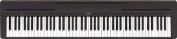 Yamaha - P45B Digital Piano