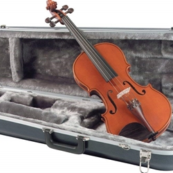Yamaha - Standard Model AV5 Violin Outfit 3/4 Size with Dominant Upgrade